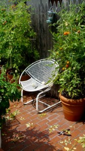 Salterini Hoop Lounge Chair